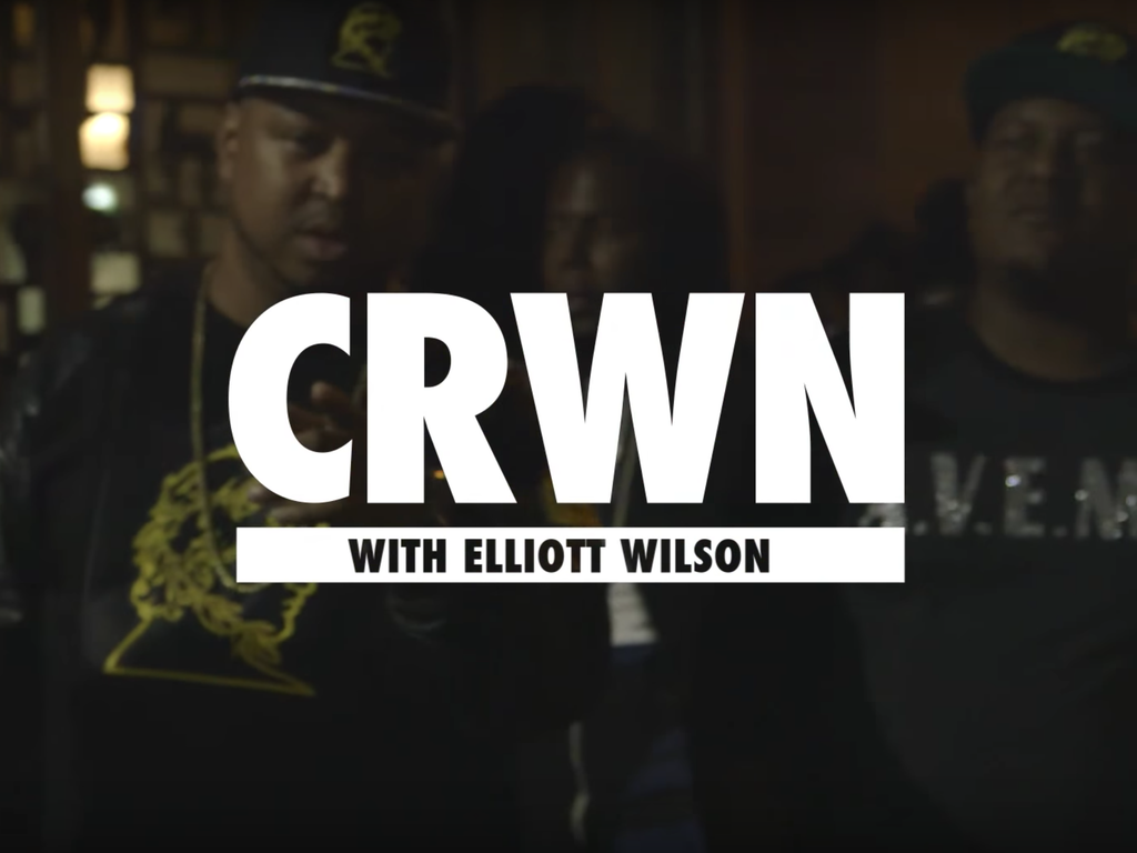 WatchLoud // CRWN with Elliott Wilson (Live)