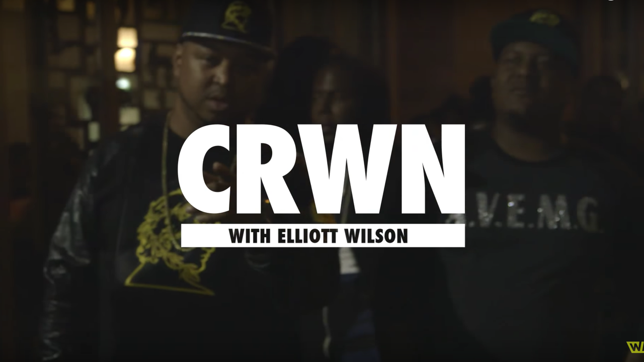 CRWN with Elliott Wilson (Live)