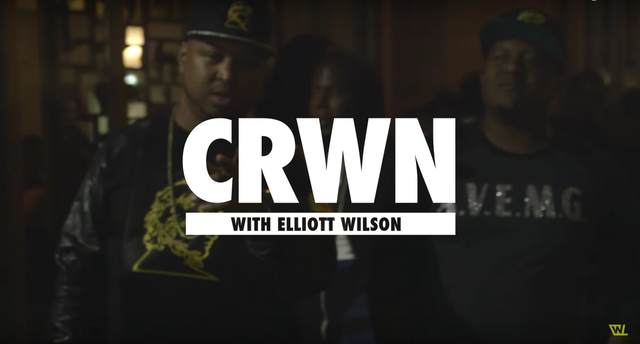 CRWN with Elliott Wilson