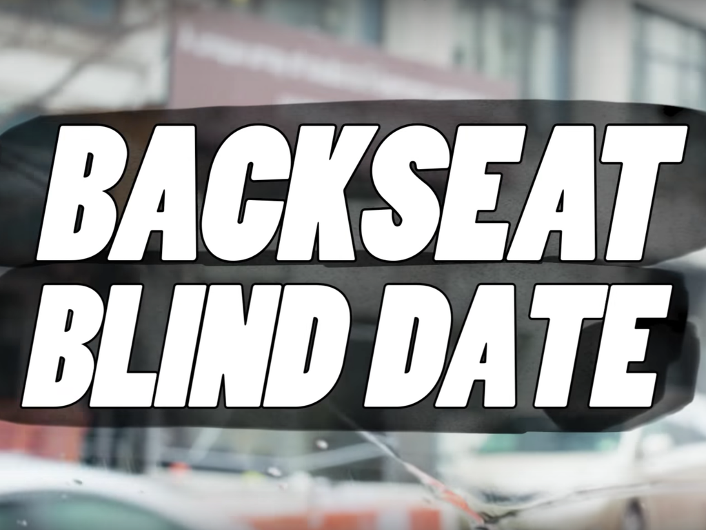 "Elite Daily // ""Backseat Blind Date"""