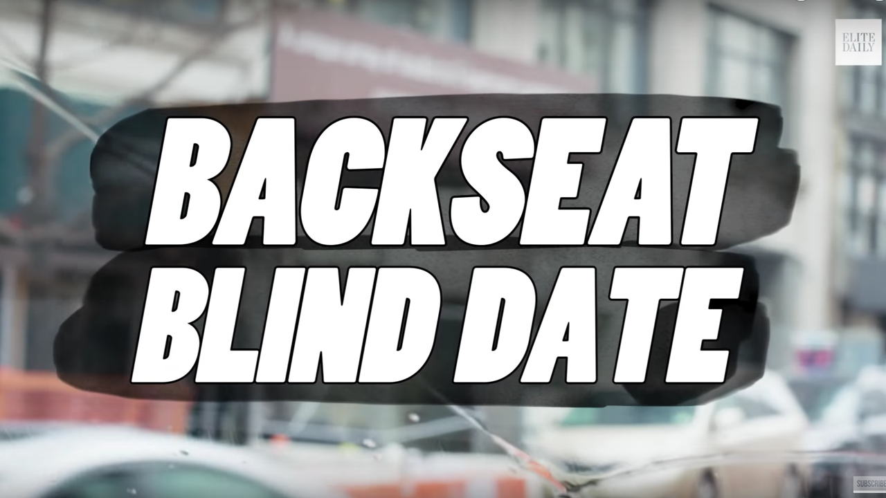 Backseat Blind Date