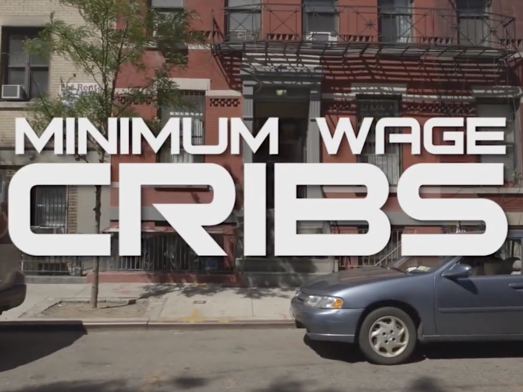 "Fusion // ""Minimum Wage Cribs"""