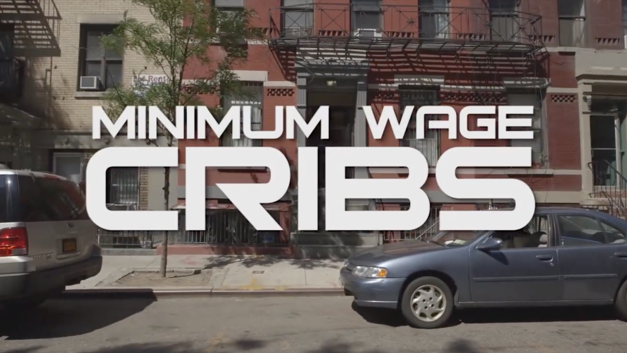 Minimum Wage Cribs