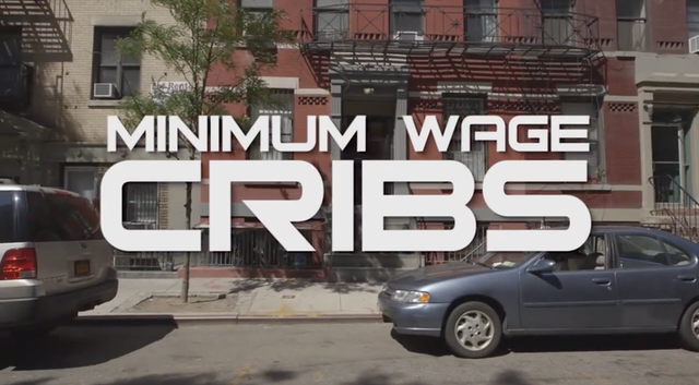 Fusion // Minimum Wage Cribs