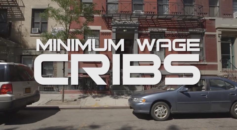 Fusion // Minimum Wage Cribs -