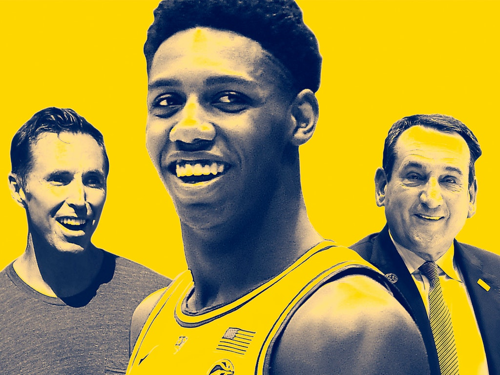B/R // March Madness: RJ Barrett