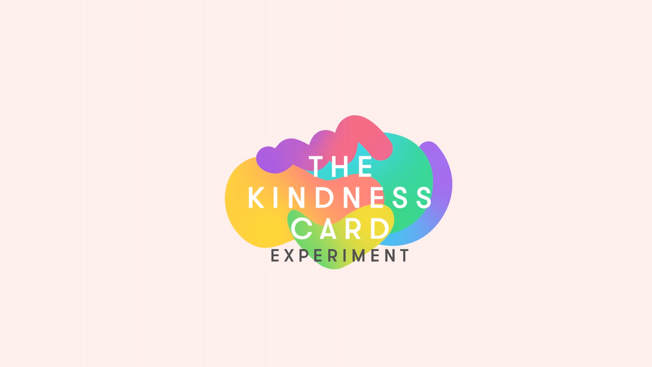 The Kindness Card Experiment