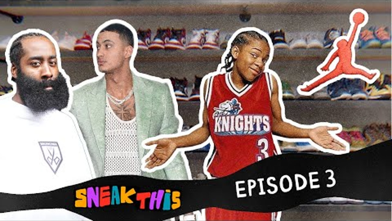 MY GIRLFRIEND LEFT ME FOR BUYING JORDANS, LIKE MIKE PARODY, CAUGHT SELLING FAKE SHOES | Sneak This