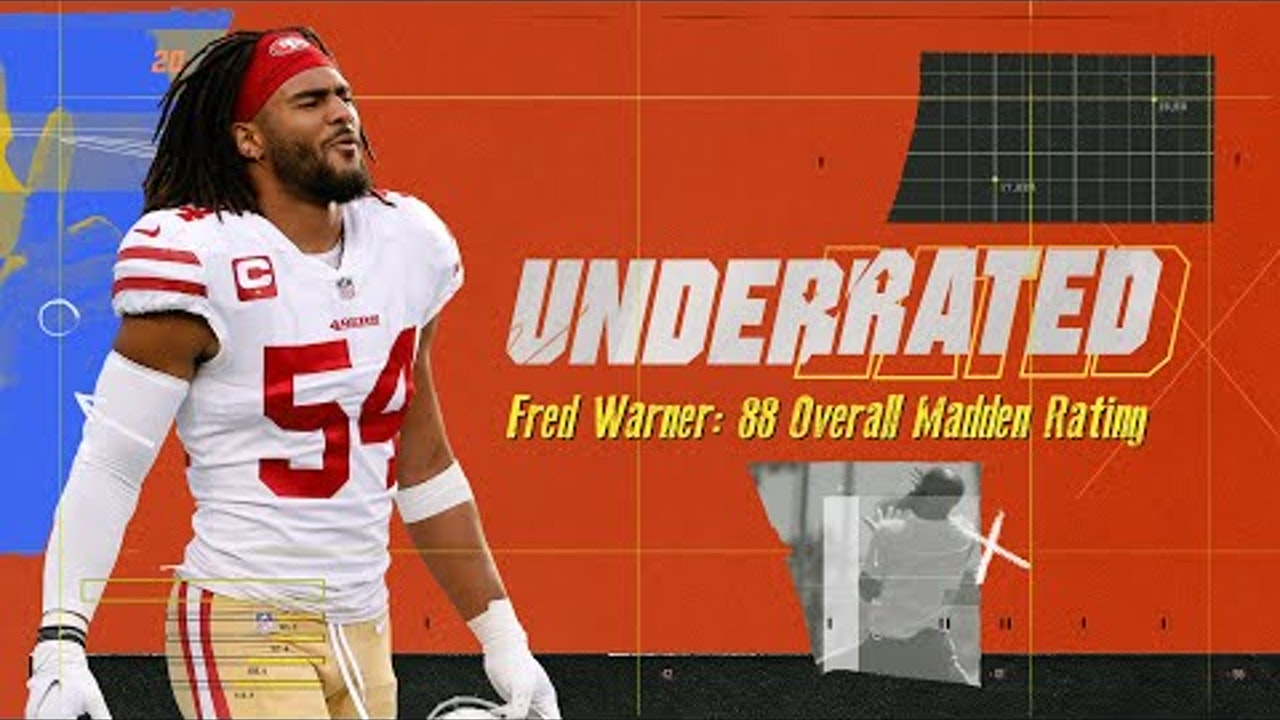 49ers Star Fred Warner Proves He's One of NFL's Best Linebackers | Underrated S1E5