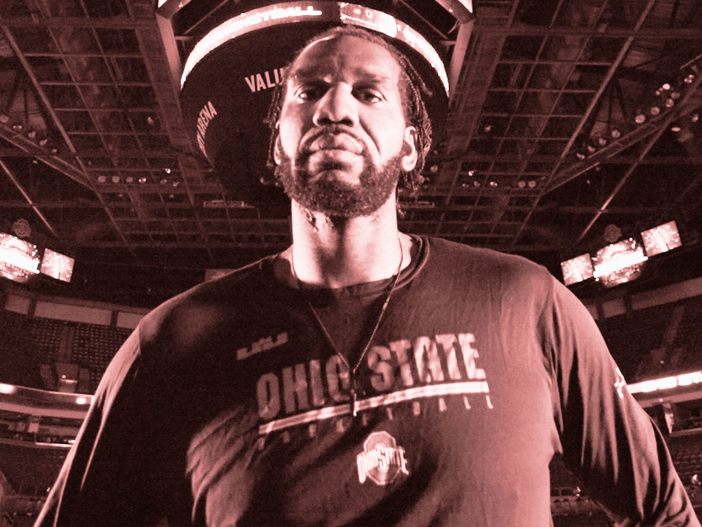 B/R // March Madness: Greg Oden