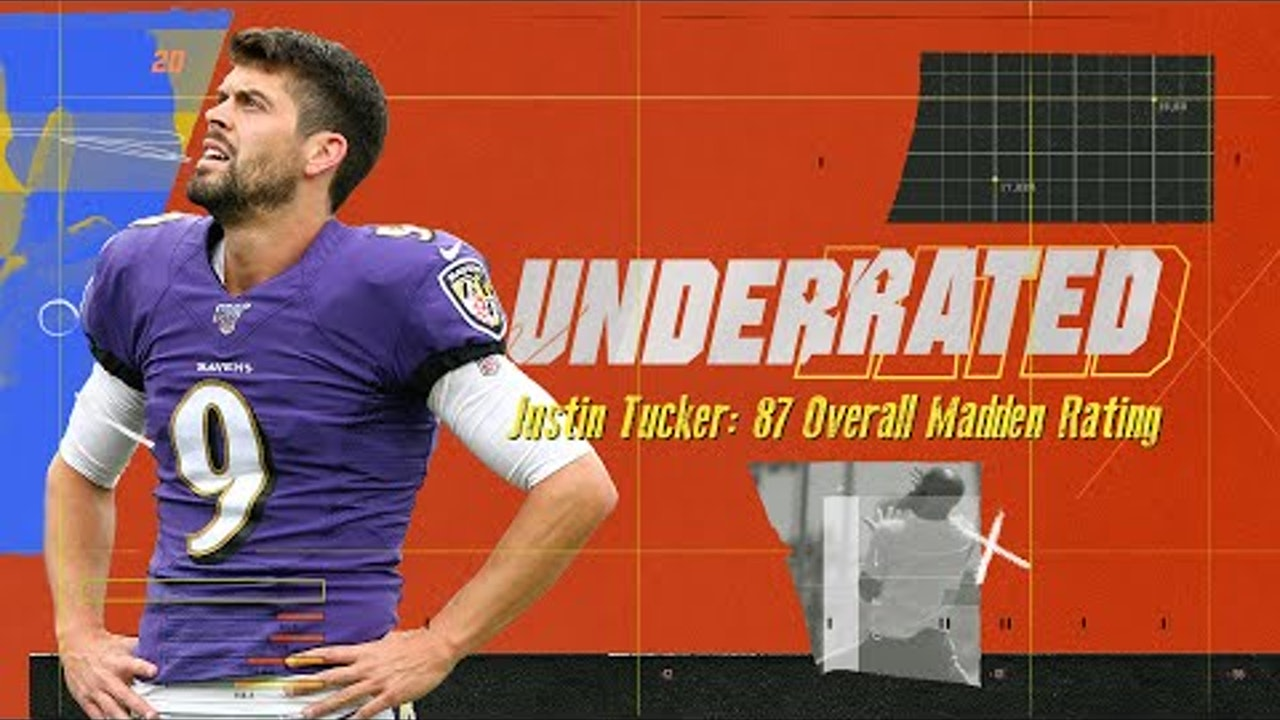 Justin Tucker Lines Up from 67 Yards to Fix His Kick Power Rating | Underrated S1E4