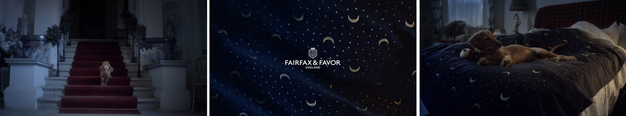 Fairfax & Favour Christmas Commercial