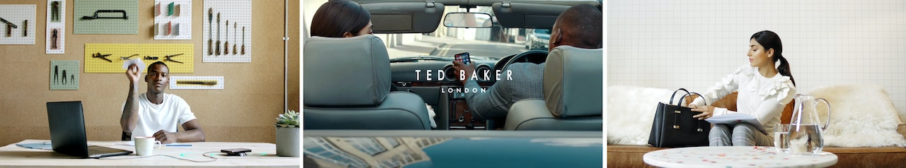 Ted Baker - ConnecTED