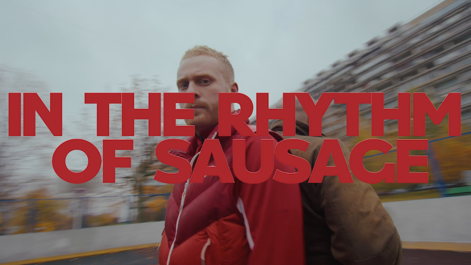 """Web-series """"In the rhythm of sausage"""""""