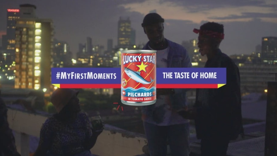 LUCKY STAR / #MYFIRSTMOMENTS CAMPAIGN