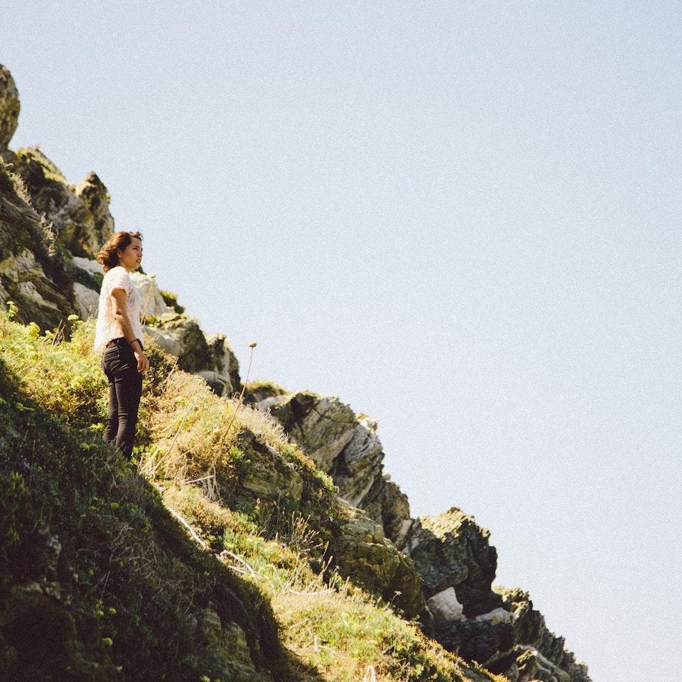 SARAH CLAVELLY - CORSICA