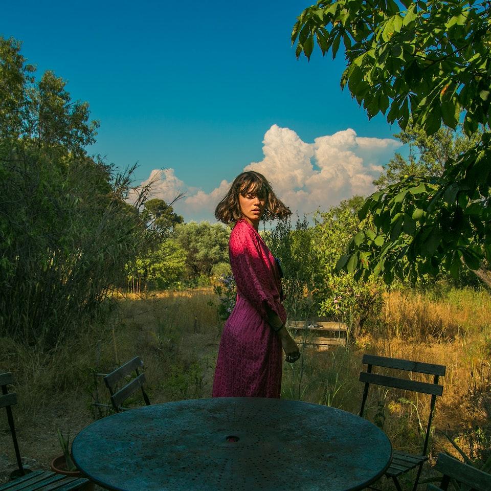 SARAH CLAVELLY - SONGE D'ÉTÉ