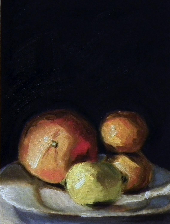Oranges, Lemons & Tangerines