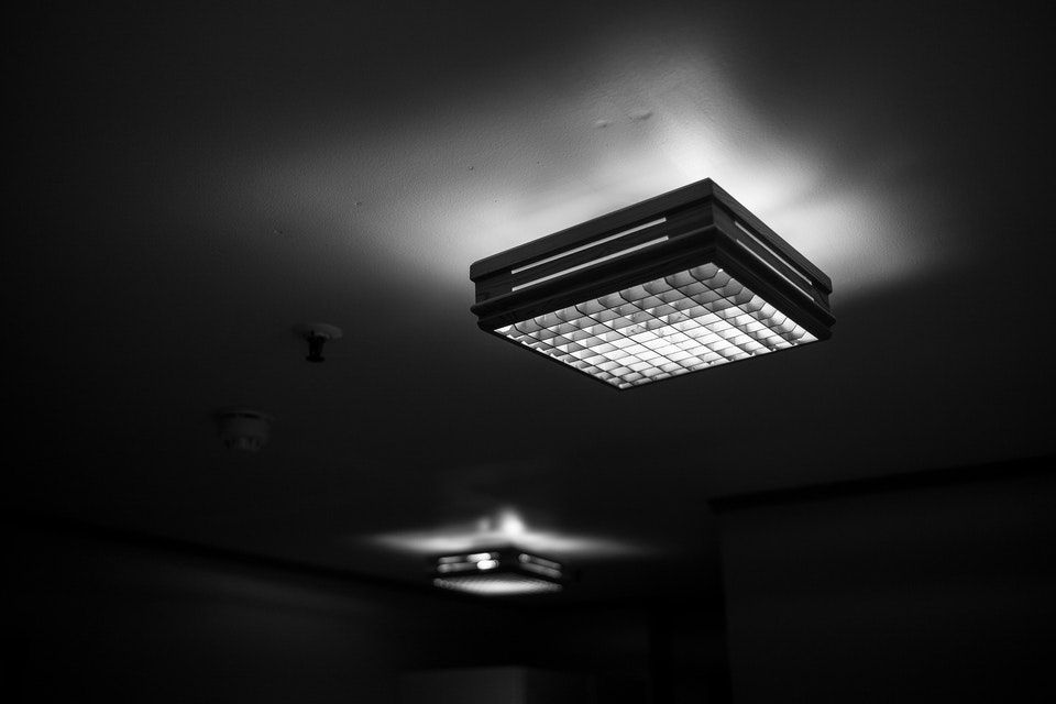 Architectural - 'Hotelroom Light', Tromsø, Norway