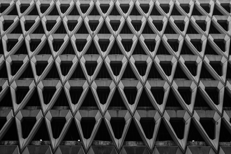 Architectural - Welbeck Street Carpark, W1, London