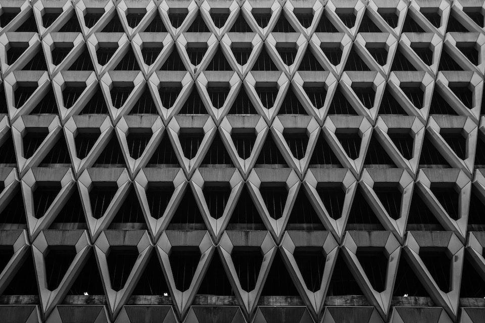 Architectural - Welbeck Street Carpark, W1, London