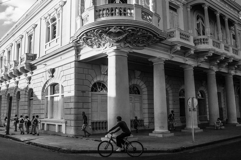 Architectural - Cienfuegos, Cuba