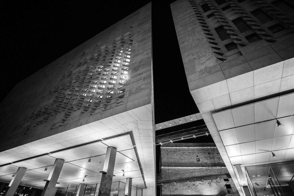 Architectural - Parliament Building, Valletta, Malta