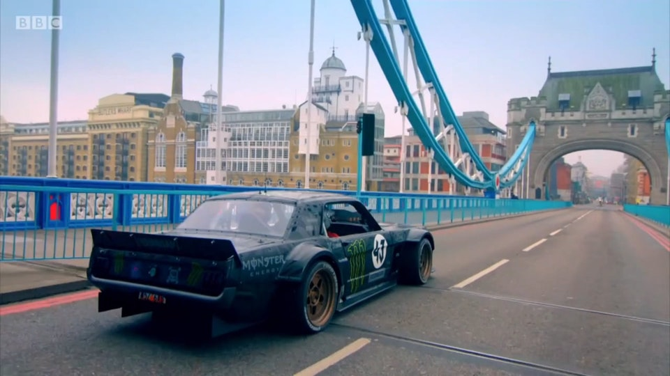TOP GEAR | HOONICORN LONDON