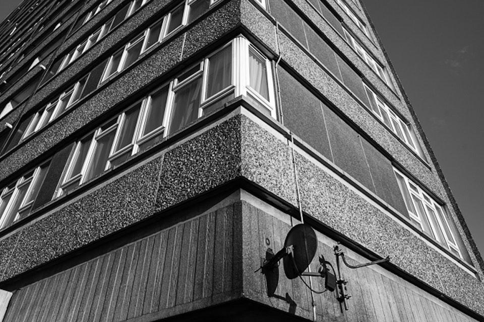 Architectural - Windmill Court, Kilburn, London