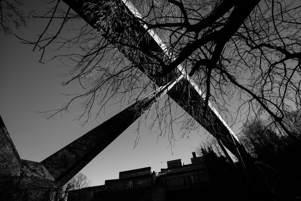 Architectural - Kingsgate Bridge, Durham, UK