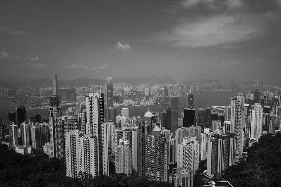 Architectural - 'The Peak', Hong Kong