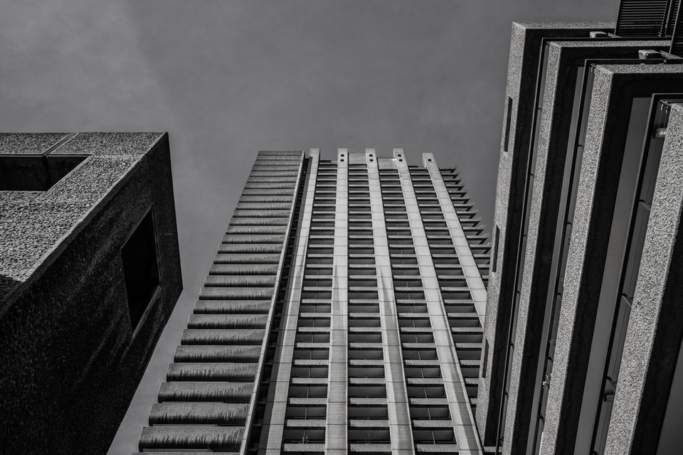 Architectural - Shakespeare Tower, Barbican, London