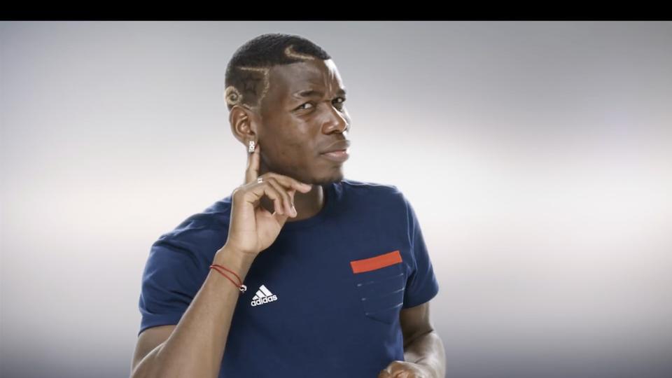 adidas   First Never Follows   Paul Pogba