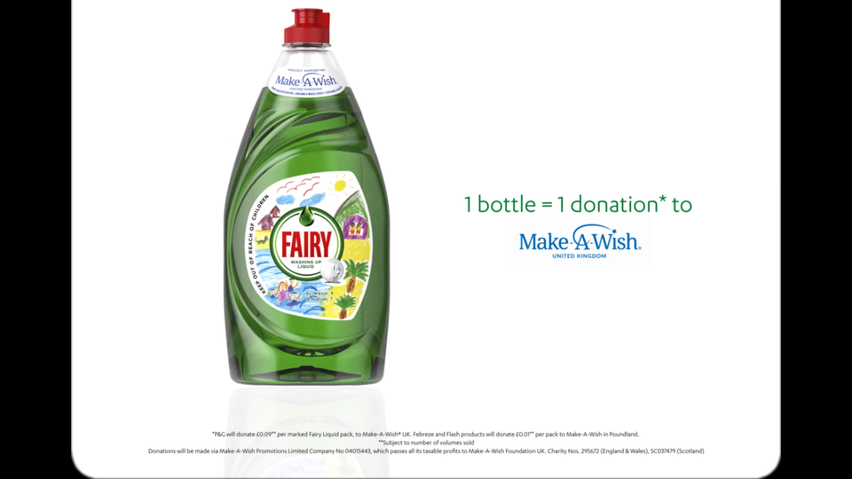 Fairy x Make a Wish Foundation | 'Fairy Godmother'