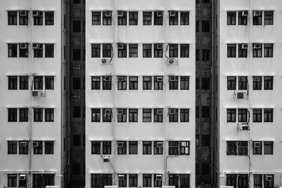 Architectural - Unknown, Hong Kong