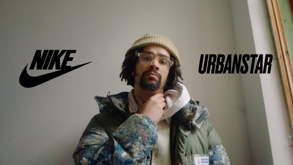 URBANSTAR x NIKE | The Silhouettes Project