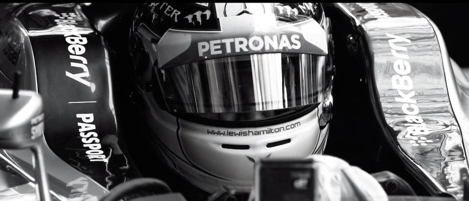 UBS   Mercedes Formula 1