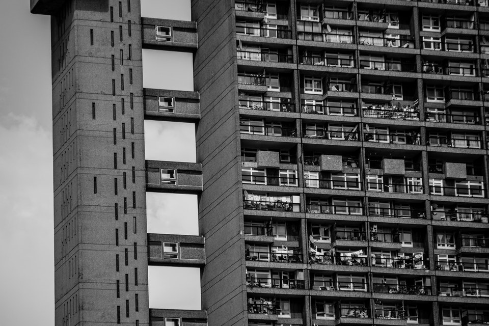 Architectural - Trellick Tower, Ladbroke Grove, London