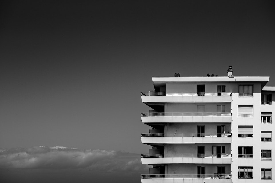 Architectural - ''L'Apartement', Biarritz, France