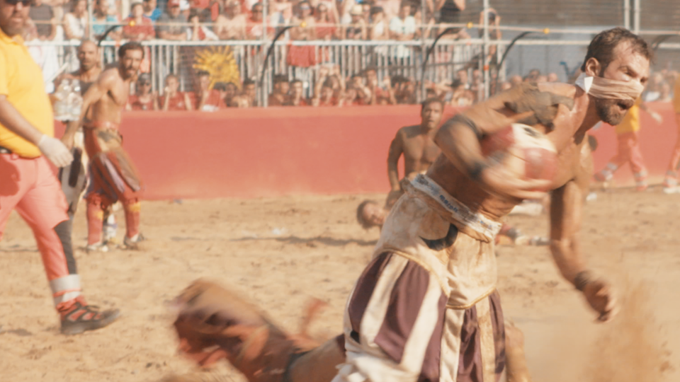 Calcio Storico | The Blood Of Florence