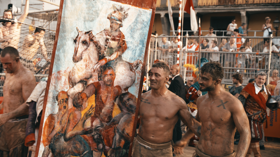 Calcio Storico | 'The Blood Of Florence'