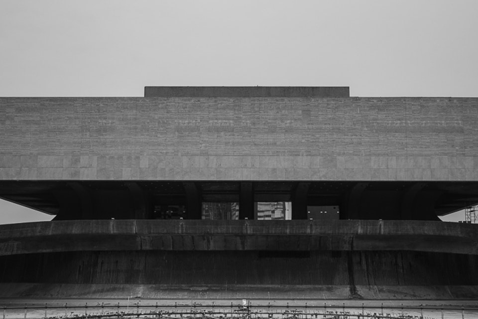 Architectural - Cultural Centre of the Philippines, Manila.