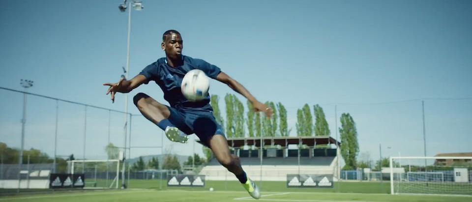 adidas | First Never Follows | Paul Pogba