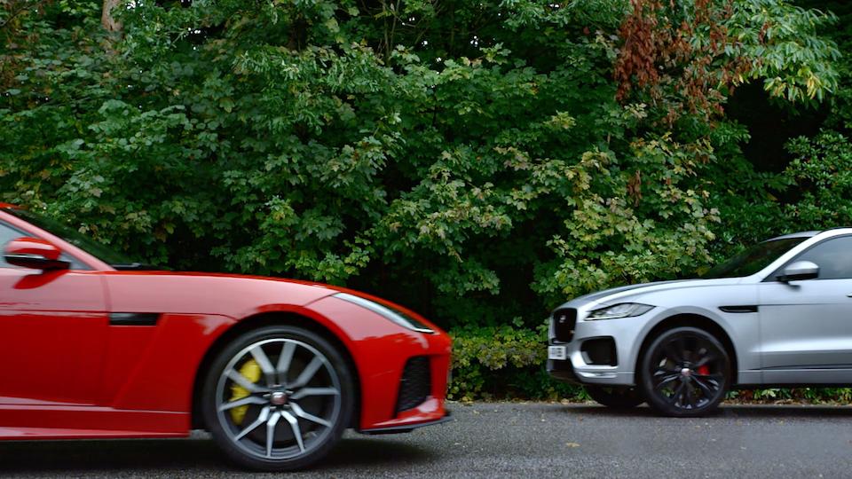 Jaguar | Social Content