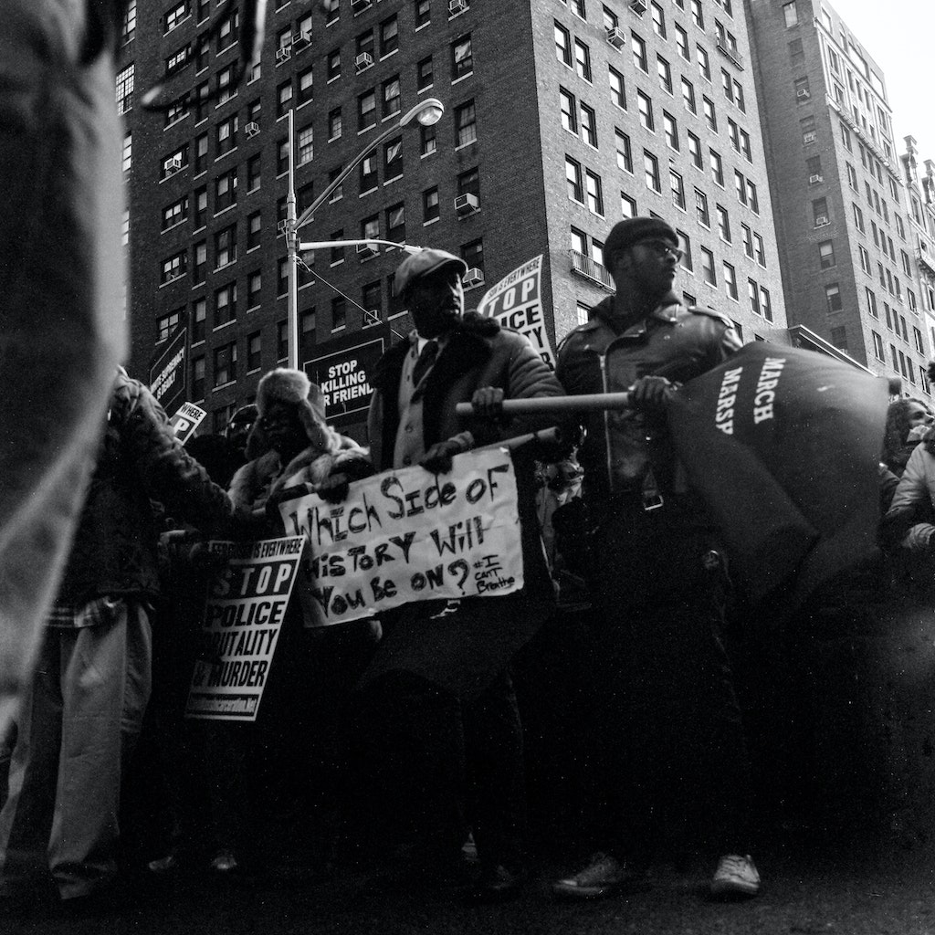 NYC Protest - Black Lives Matter, Climate March 2013 - 2014