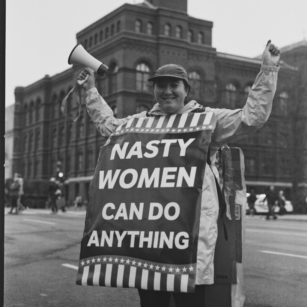 Women's March Washington 2017