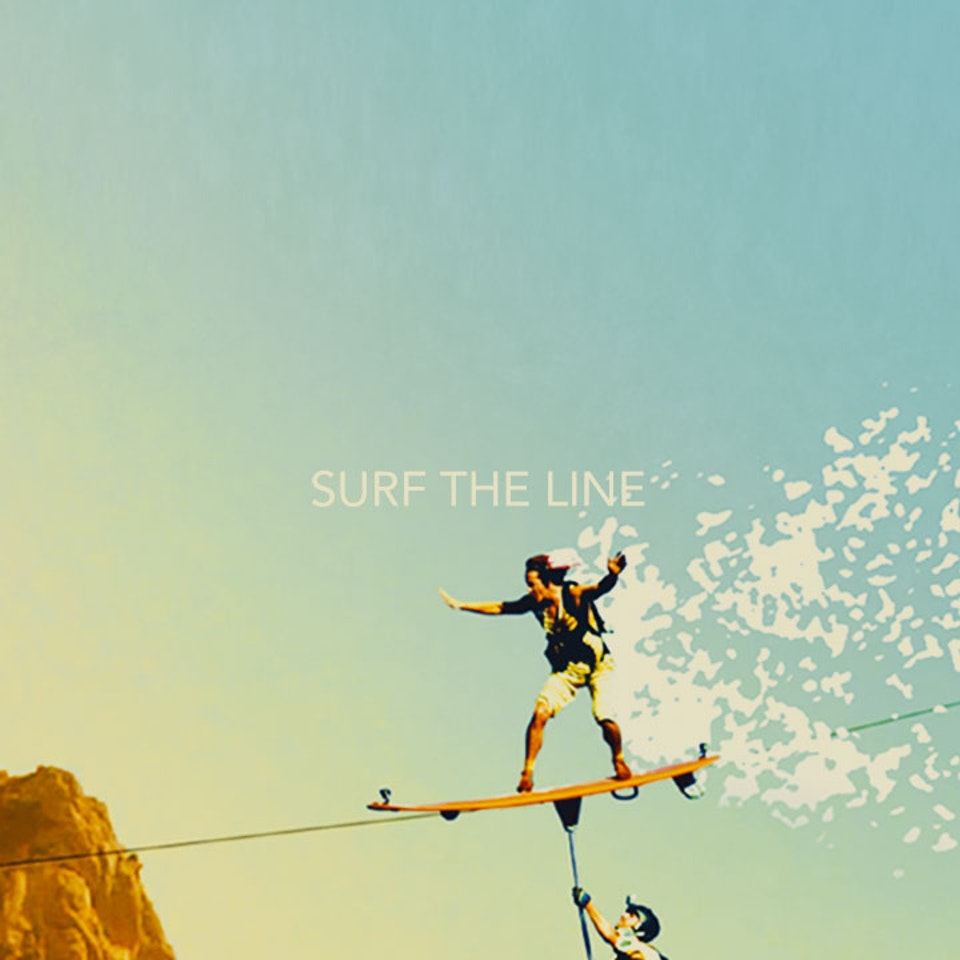 jmage - SURF THE LINE - TRAILER