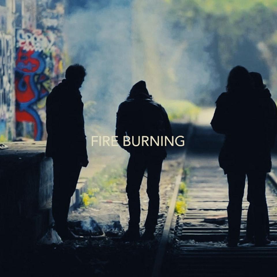 jmage - FIRE BURNING