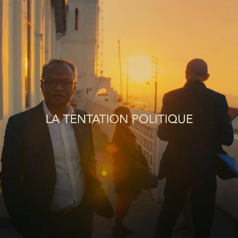 jmage - LA TENTATION POLITIQUE - TEASER