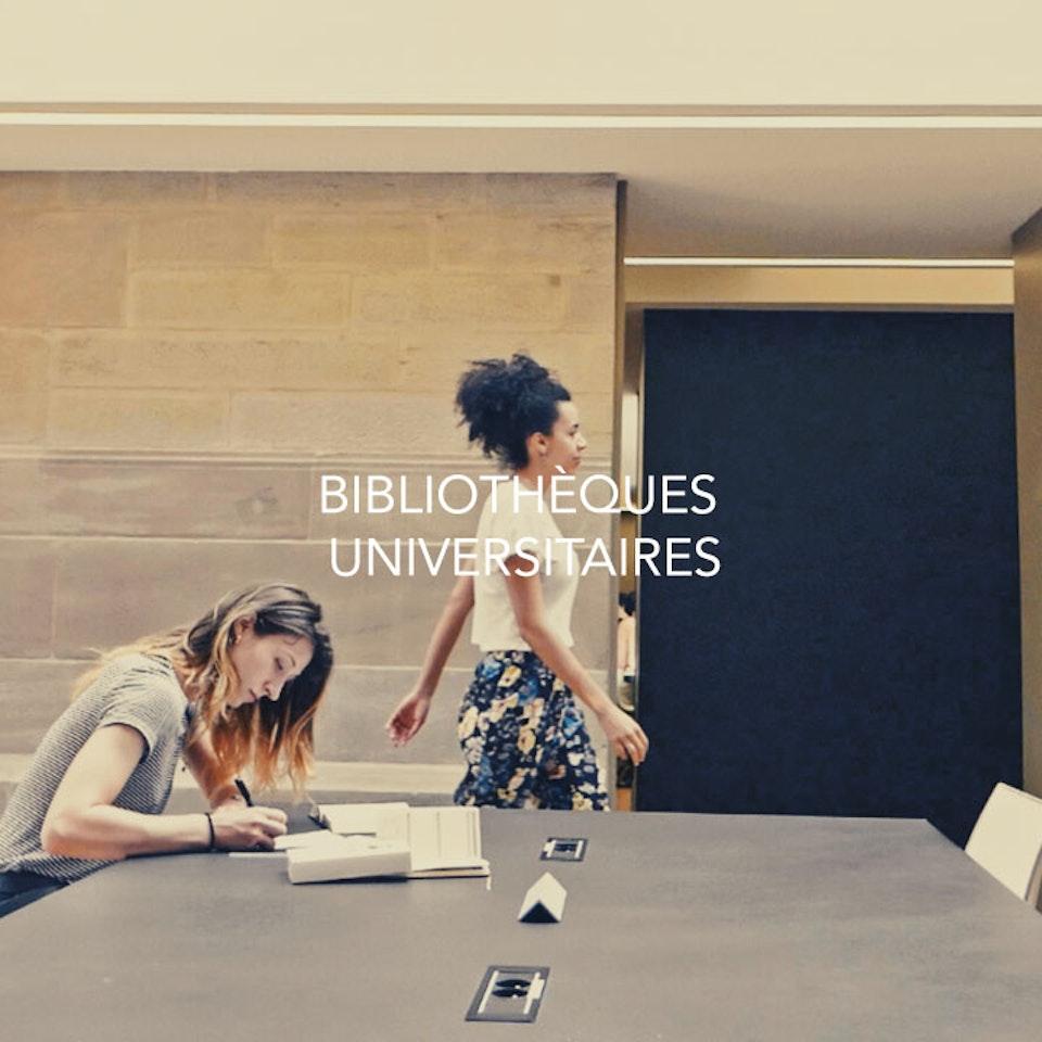jmage - BIBLIOTHÈQUES UNIVERSITAIRES